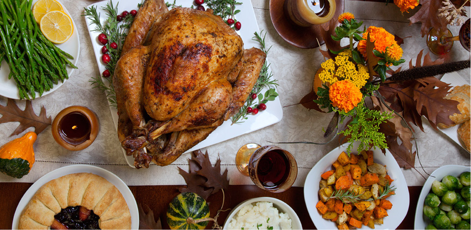 Thanksgiving Swaps: Nourishing Good Meals and Good Nutrition