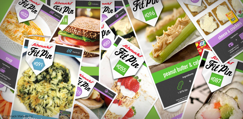 Fit Pins – Healthy Made Easy