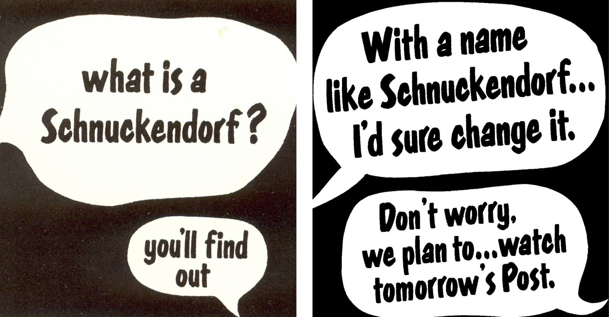 Schnuckendorf