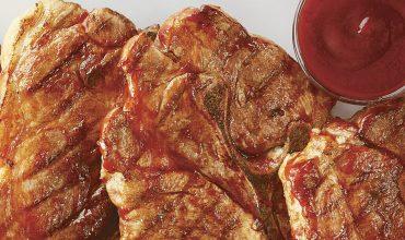 Doris BBQ Pork Steaks