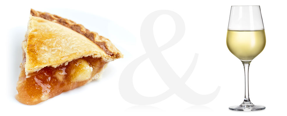 Apple Pie and Riesling