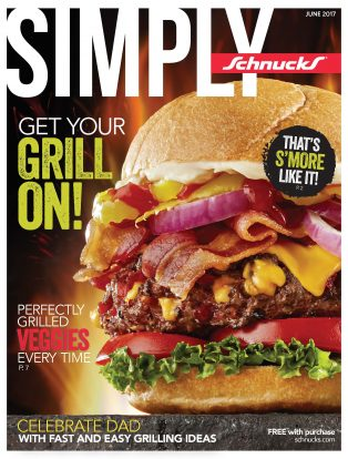June Simply Schnucks Cover