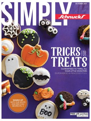 October Simply Schnucks Cover