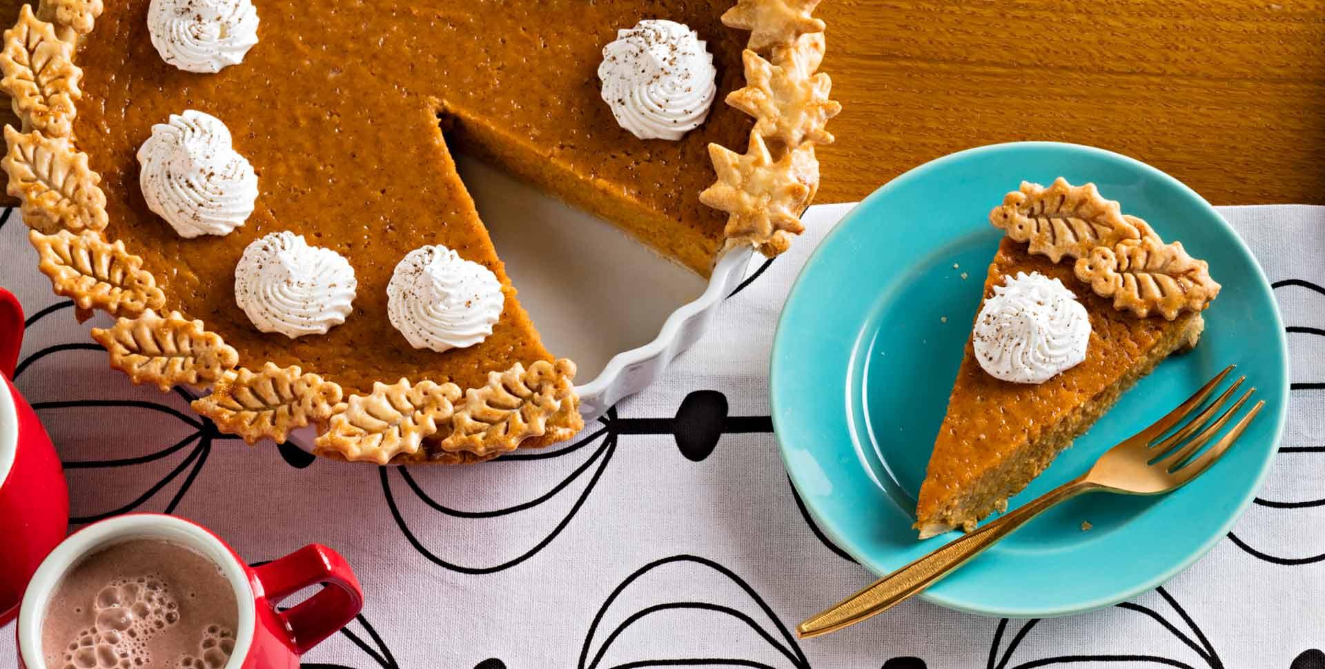 Sweet Potato Honey Pie