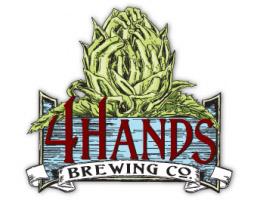 4 Hands Brewery Logo