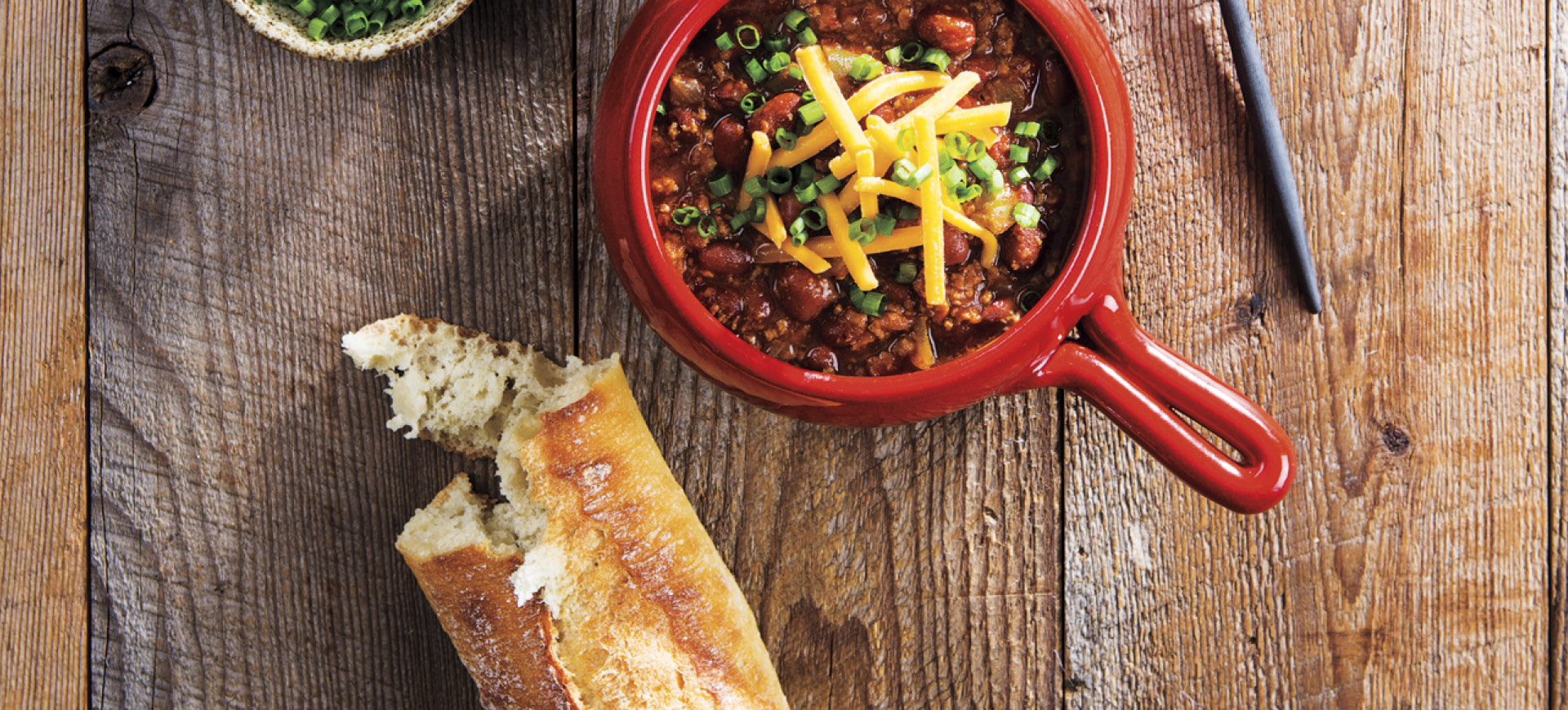 Slow Cooker 5-Ingredient Beer Chili