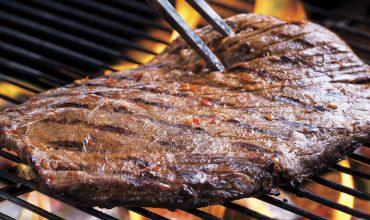 Flank Steak Banh Mi