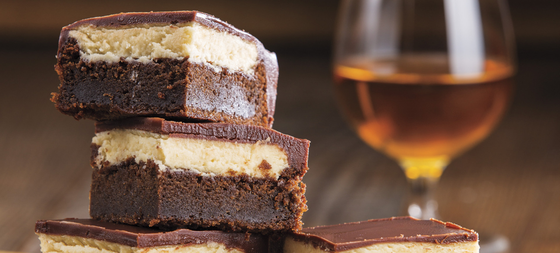 banner Irish Spiked Brownies