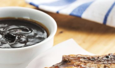 blueberry molasses BBQ Sauce