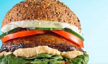 Make Mama Happy Portobello Burger