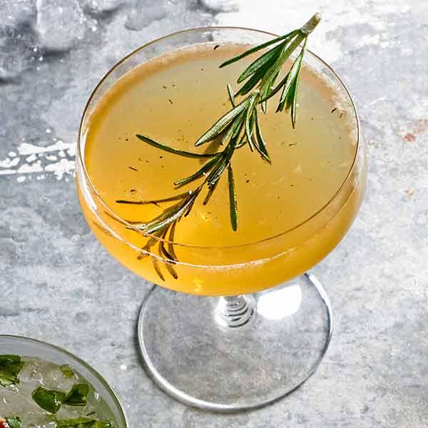 Kentucky's Smoke cocktail