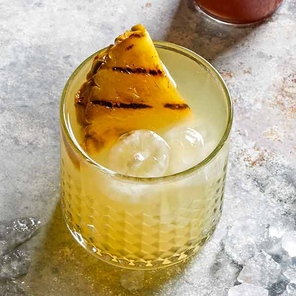 Smoky Sweet Margarita