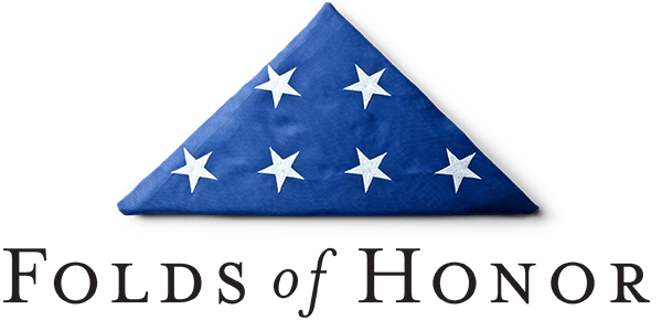 Folds of Honor landing page