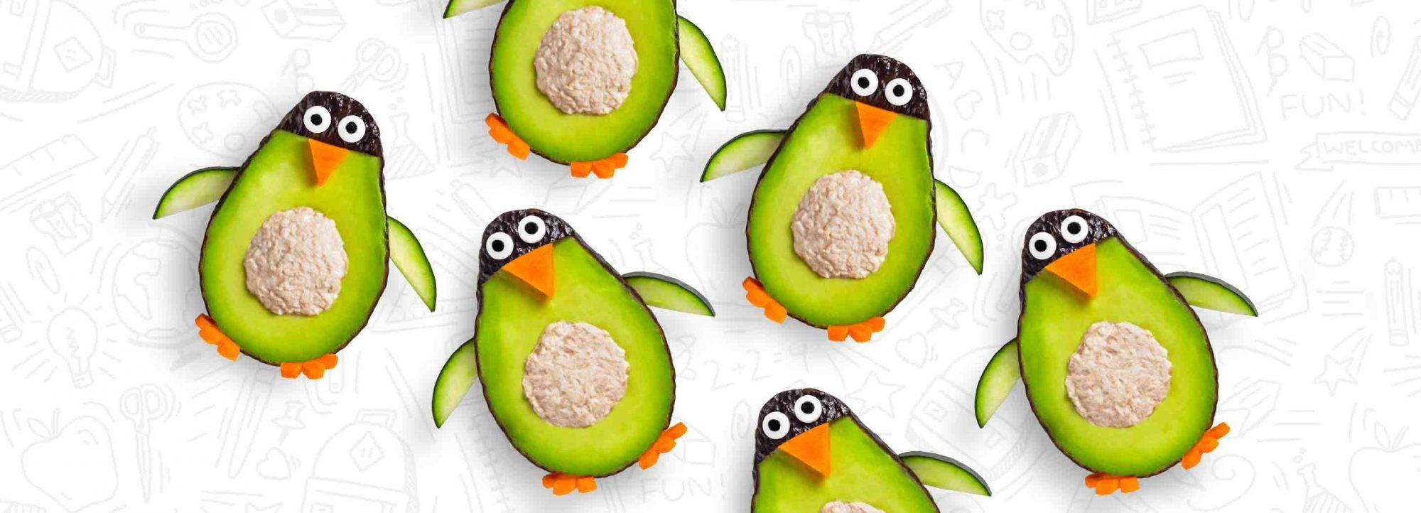 Avocado Penguins