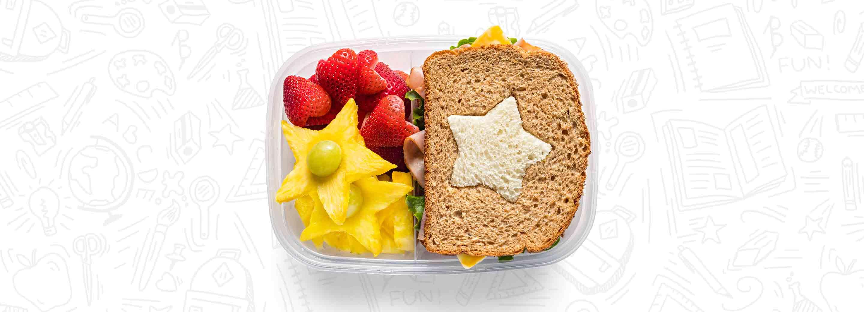 Reach for the Stars Sandwich