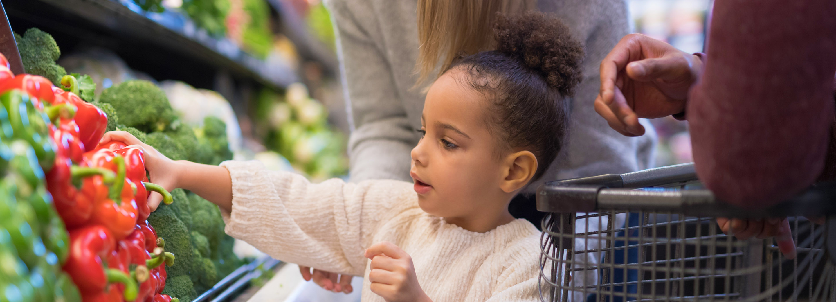 Grocery Shopping with Your Kids