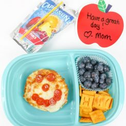 back to school lunch bento box