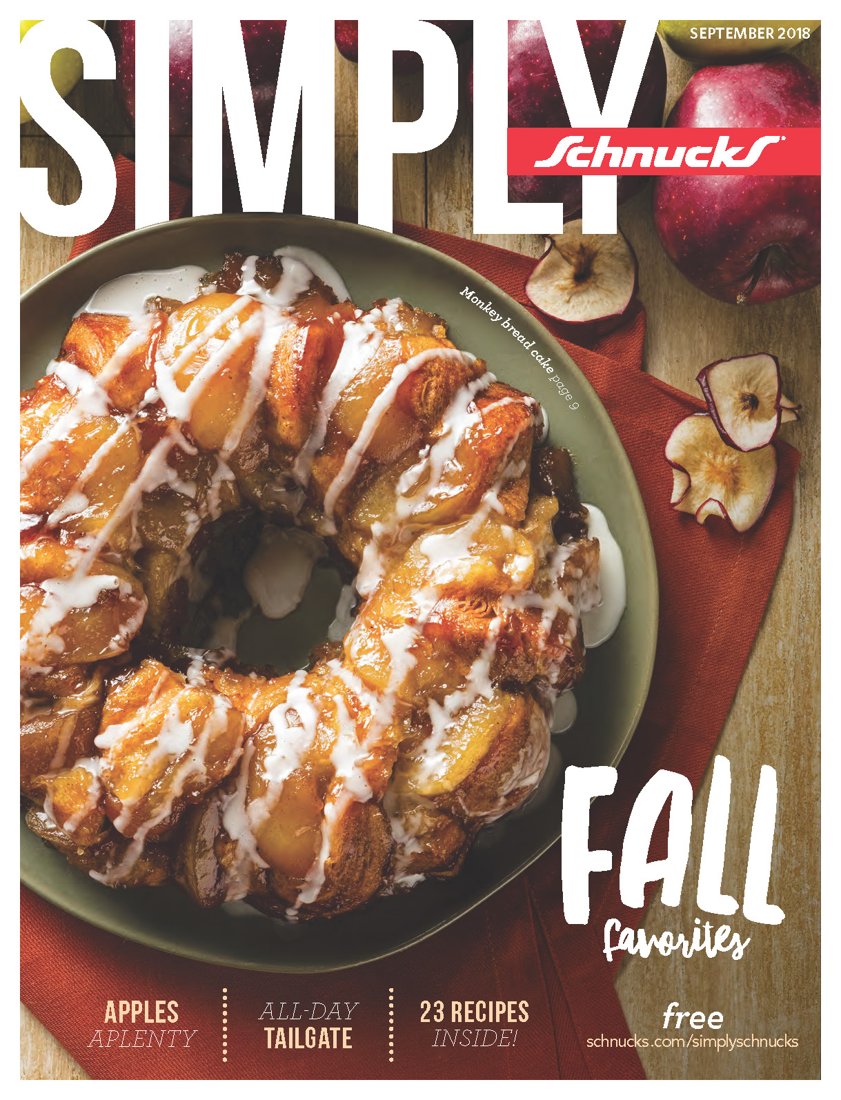 Simply Schnucks September 2018