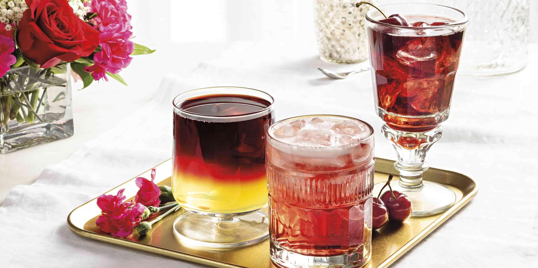 3 valentine's day cocktails