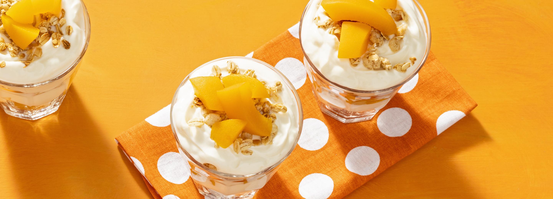 Peachy Partfaits