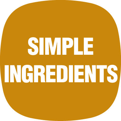 Simple Ingredients