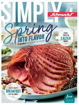 April Simply Schnucks