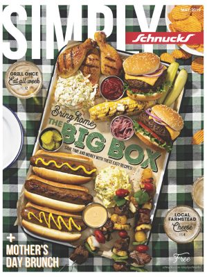 Simply Schnucks Cover May 2019