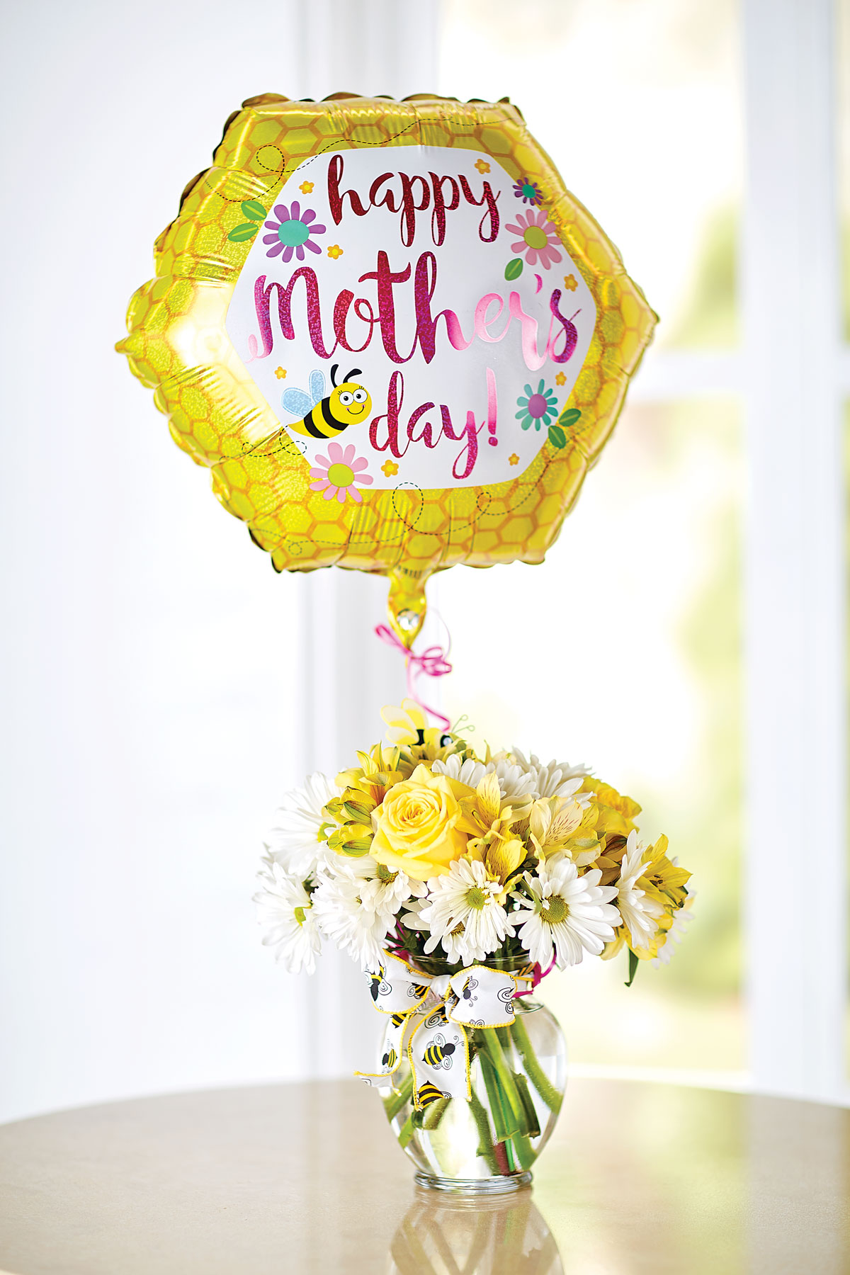 Floral - Mother's Day - Beeutiful Mom