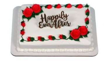 Happily Ever After Cake
