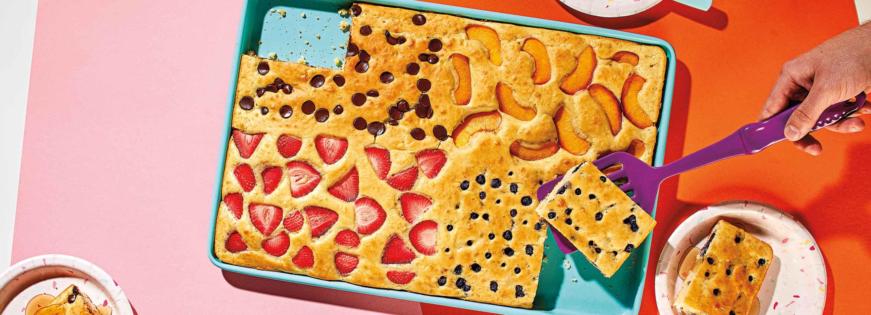 Sheet Pan-Cakes