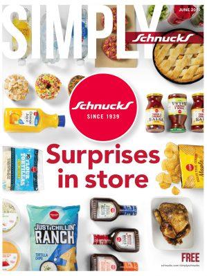 Simply Schnucks June Cover