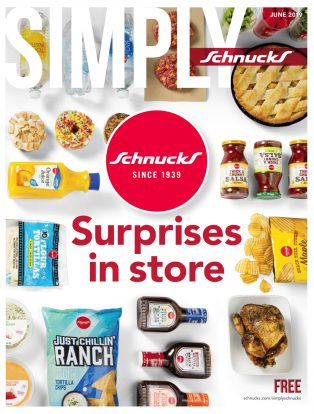 Simply Schnucks June Cover