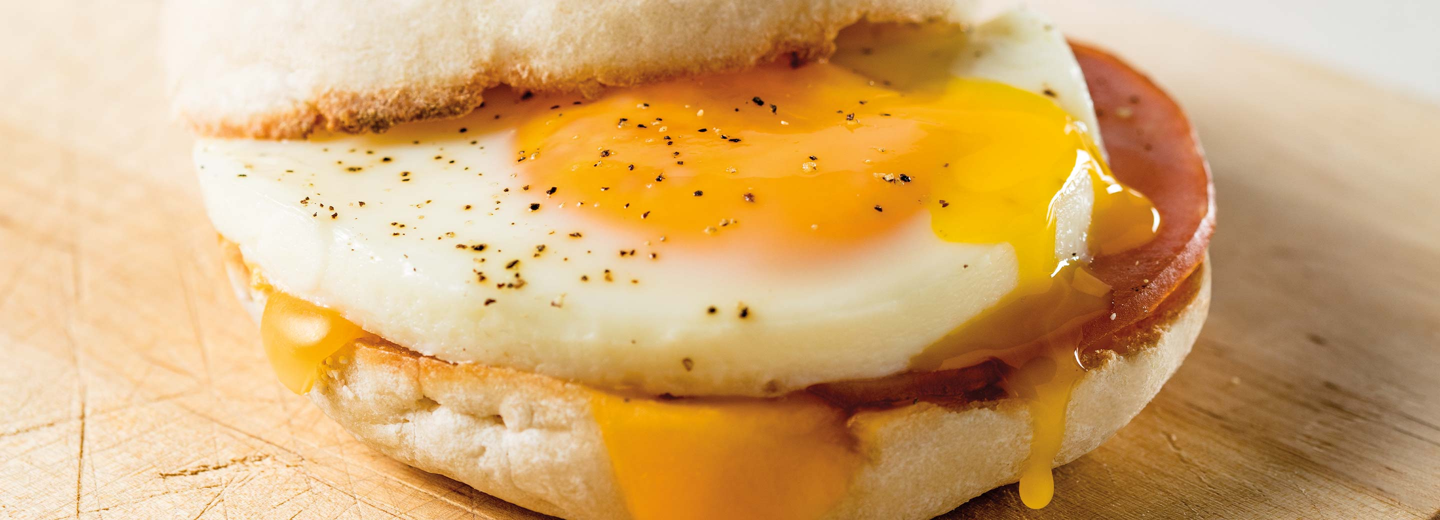 Grab & Go Breakfast Sandwich