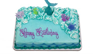 Mystical Mermaid Kids Cake