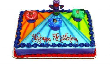 Kids PJ Masks Cake