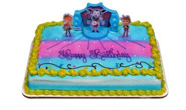 Kids Vampirina Cake