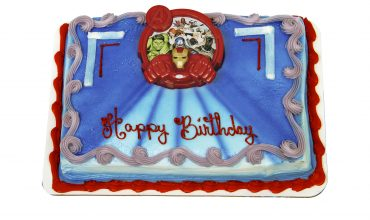 Avengers Kids Cake