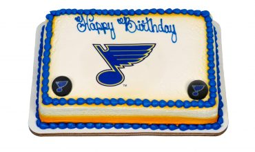 Kids STL Blues Cake