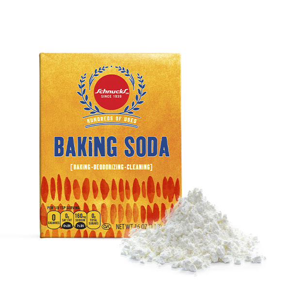 Schnucks Ingredient Swap - Baking Soda and Cream Of Tartar for Baking Powder