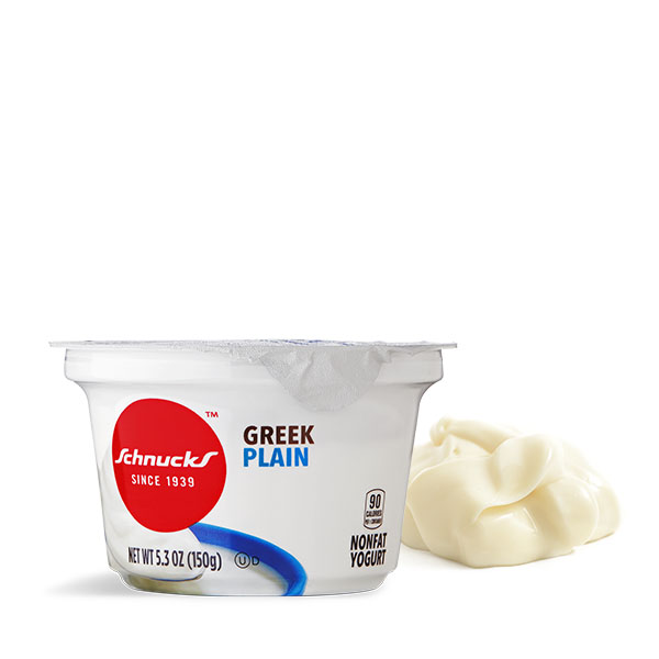 Schnucks Ingredient Swap - Yogurt for Mayonnaise