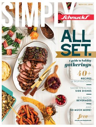 Simply Schnucks - November/December Holiday 2019