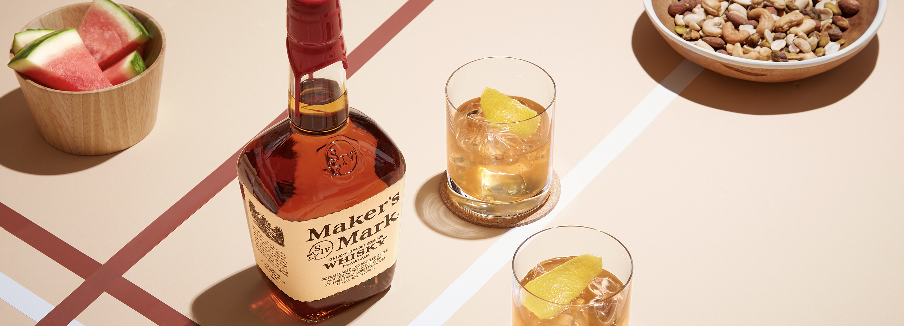 Maker's Mark Gold Rush