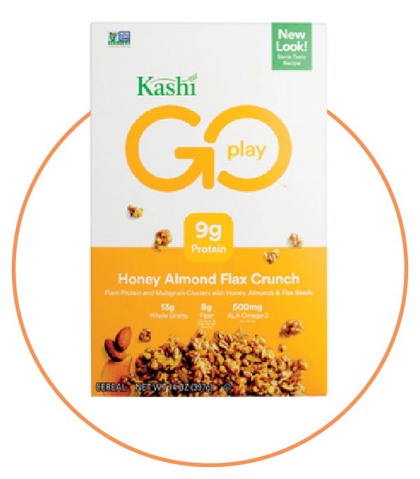 Kashi GO Honey Almond Flax Crunch