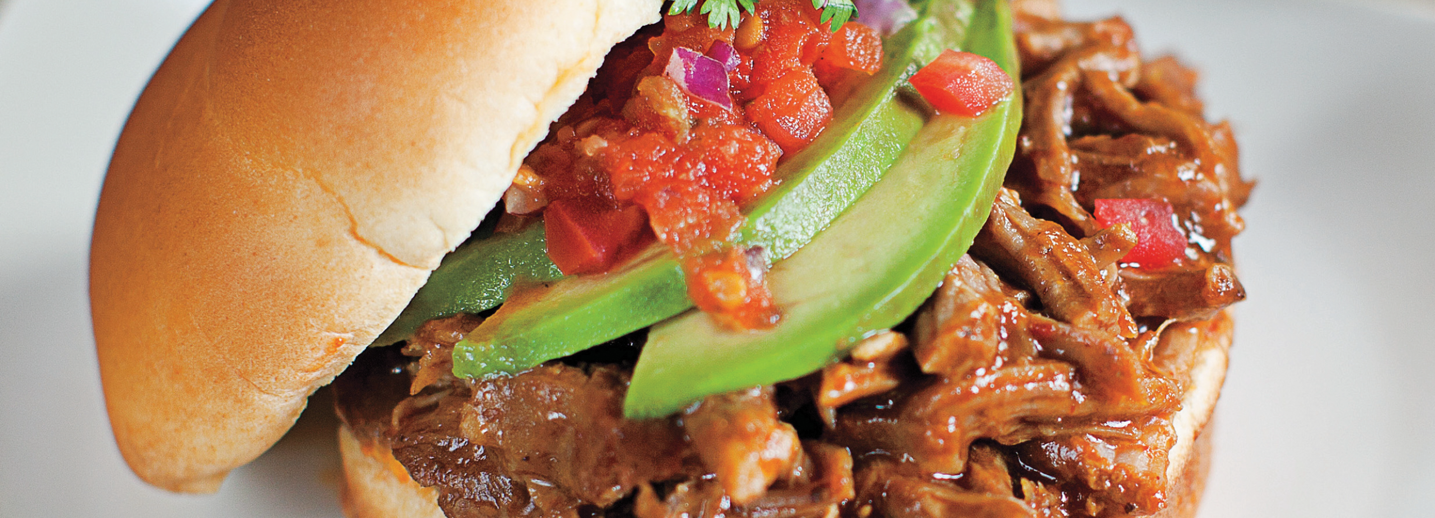 Spicy Chipotle Pulled Pork Sandwiches