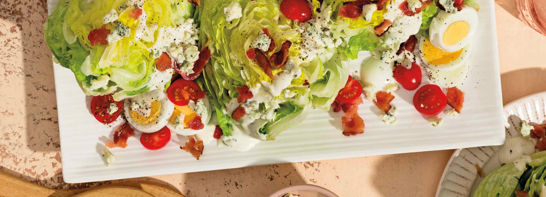 BLT Wedge Salads
