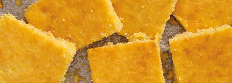Sheet Pan Corn Cake