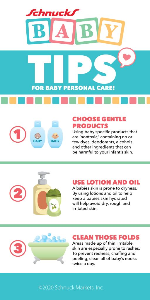 Schnucks Baby Personal Care Tips