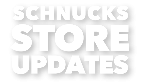 SCHNUCKS STORE UPDATES