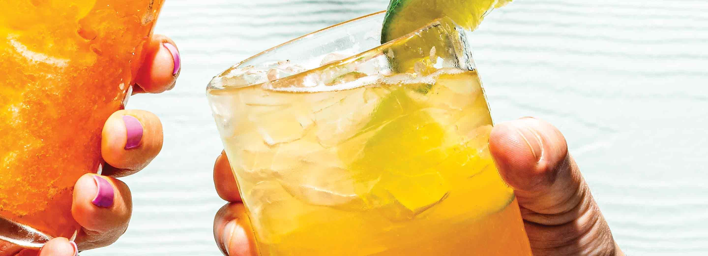 Margarita Summer Brew