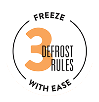 3 Defrost Rules